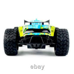 Remote Control Off Road 70Km/h Racing Car 2WD Crawlers RC Monster Truck Toy 120M