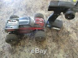 Traxxas Powered ECX Ruckus 1/18 Scale RC Truck Car With Transmitter Remote