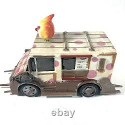 Twisted Metal Sweet Tooth Ice Cream Truck RC Remote Control Car Playstation