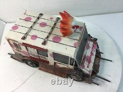 Twisted Metal Sweet Tooth Ice Cream Truck RC Remote Control Car Playstation NKOK