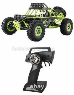 US WLtoys 12428 RC Car 4WD 112 2.4G 50km/h High Speed Monster Truck Remoter