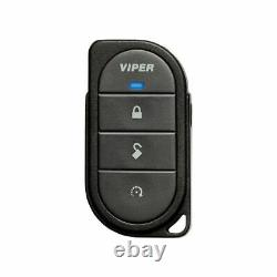 Viper 3305v Responder 2-way Pager LCD Remote Car Alarm Security Keyless Entry