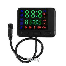 WARMTOO 12V 8KW Diesel Air Heater Metal Shell Remote LCD Monitor For Car Truck