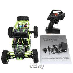 WLtoys 12428 112 2.4G 50km/h 4WD 4CH RTR RC Car Truck Off-road Crawler Remote