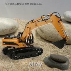 WLtoys 16800 1/16 RC Alloy Excavator 23CH Remote Control Engineering Truck Car