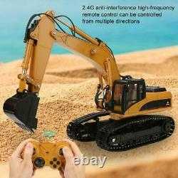 WLtoys 16800 1/16 RC Excavator Construction Truck 23CH Remote Control RC Toy Car