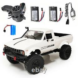 WPL C24-1 4WD 116 RC Car Toys Electric Truck Remote Control Off Road Crawler