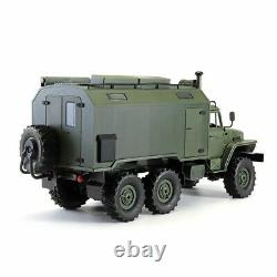 WPL RC Car Military Truck 6WD DIY Kit B36KM 2.4G Metal Chassis Remote Control