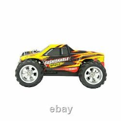Wltoys A979-A 2.4G 4WD 1/18 Scale Remote Control RC Monster Truck Car w batt RTR