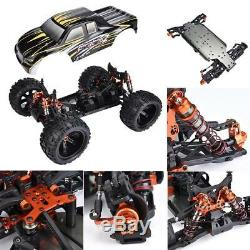 ZD Racing 9116-V3 1/8 Electric Truck 4WD Car Frame DIY Kit Remote Control Part