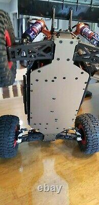 ZD Racing DBX1/10 4WD 2.4G Remote Control RC Car Truck Brushless RTR